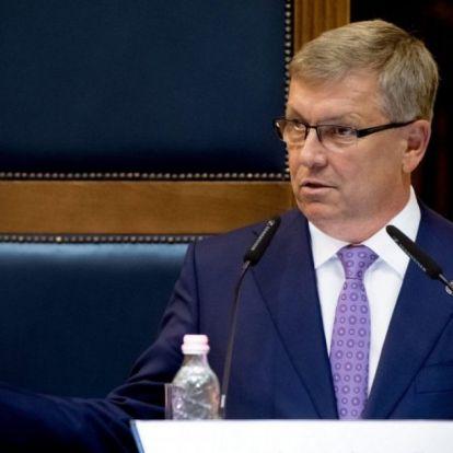 Matolcsy György: ahol nincs infláció, ott nincs megtakarítás