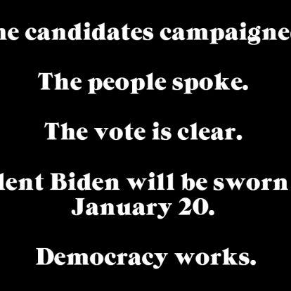 Slik reagerer verden på Joe Bidens valgseier