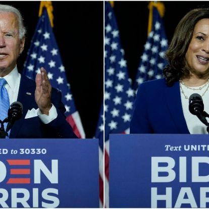 Így reagáltak a sztárok Joe Biden és Kamala Harris győzelmére