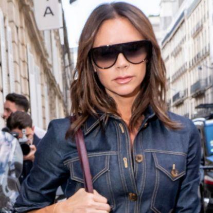 Hablemos de los vaqueros de Victoria Beckham y los de Zara de Sara Carbonero
