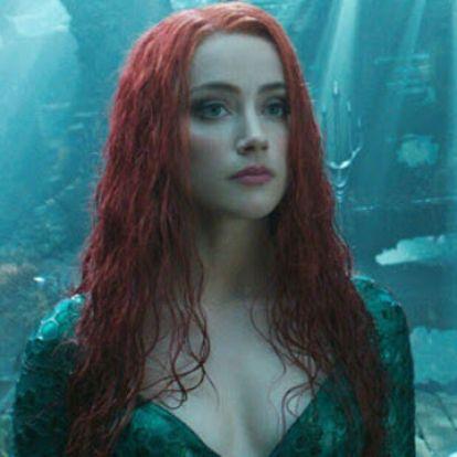 Amber Heard reagált a pletykákra, hogy elbukta Mera szerepét az Aquaman 2-ben