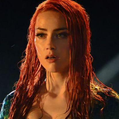 A férjverő Amber Heard hálás az Aquaman-rajongóktól kapott szeretetért, miközben már másfélmillióan követelik, hogy rúgják ki
