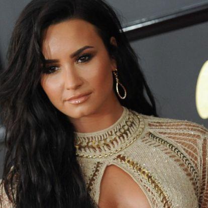 Demi Lovato először szólalt meg a felbontott eljegyzése óta