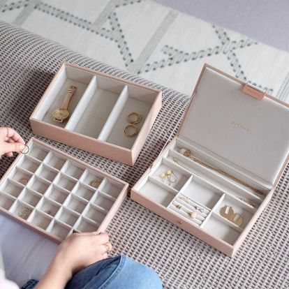 The jewellery box professional organisers swear by is currently on sale – 10 per cent off