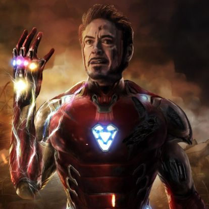 Robert Downey Jr. ismét felhúzta a Végtelen Kesztyűt, ám ezúttal a világmegmentésnél nemesebb ügyért