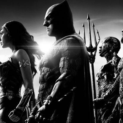 Az Igazság Ligája: Kiderült, Zack Snyder hány percnyi plusz jelenetet forgatott le a rendezői változathoz