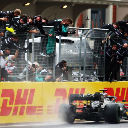 F1: A sajtó is padlót fogott Hamiltontól