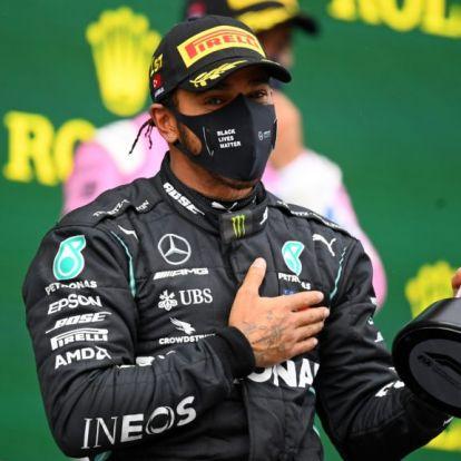 Most akkor Lewis Hamilton minden idők legjobb Forma-1-es versenyzője?
