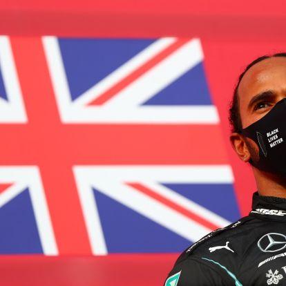 F1: Hamilton nem is gondol a lovagi címre