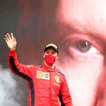 Vettel a Ferrari-csapatfőnökről: Gyakrabban kéne otthon hagynunk