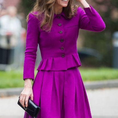 Kate Middleton se convierte en la mejor vestida del mundo, solo superada por...