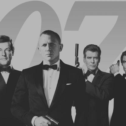 Amíg a Nincs idő meghalnira várunk: Hamarosan az összes James Bond-film felkerül az HBO GO kínálatába