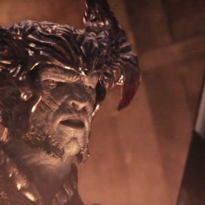 Az Igazság Ligája: Íme, az eddigi legrészletesebb kép Steppenwolf új külsejéről!