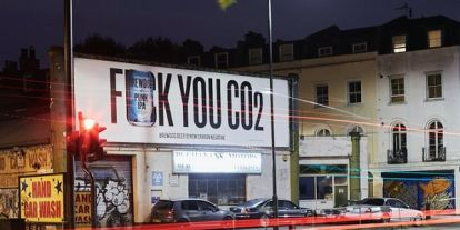 Baszd meg, szén-dioxid, mondta a kisüzemi sör a reklámjában, jól le is tiltották