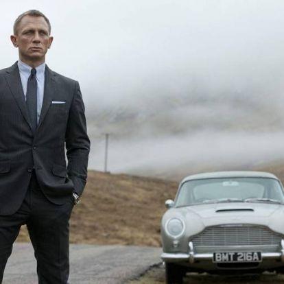 Hamarosan az összes James Bond-film elérhető lesz az HBO GO kínálatában