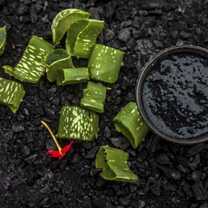 Házi paszta makacs mitesszerekre: az aktív szén minden piszkot kipucol a pórusokból