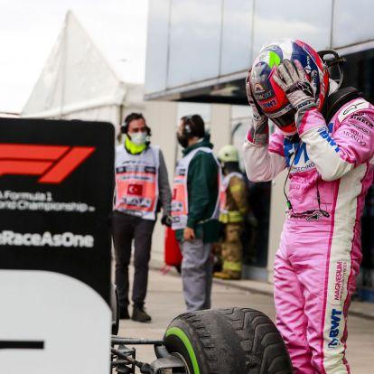 F1: Élete formájában, még sincs ülése