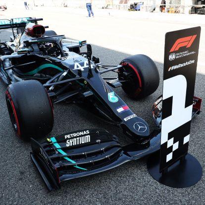 F1: Hamilton színt vallott, ezt kéri a Mercedestől a folytatásért