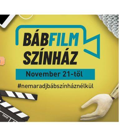 A Budapest Bábszínház online előadásai