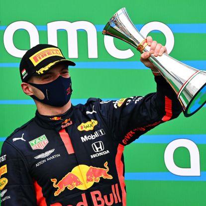 F1: Verstappen vett magának egy magánrepülőt