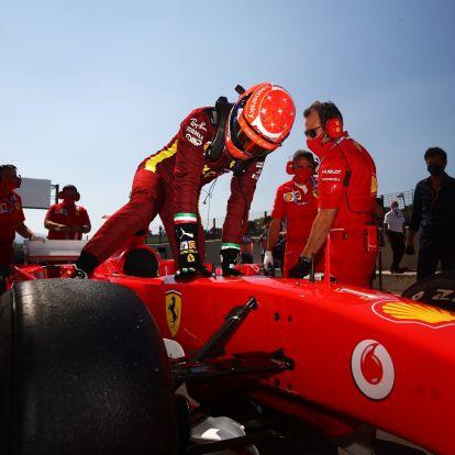 """""""Örülnék egy újabb Schumachernek a Forma-1-ben"""""""
