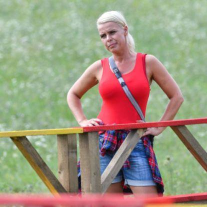 Farm VIP: Szögeczki Ági feladta a versenyt, rossz megérzései voltak a kisgyermekes celebnek