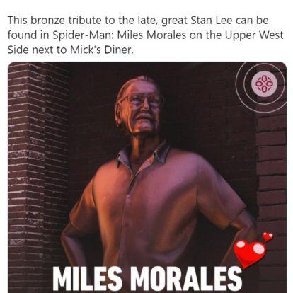Így tiszteleg Stan Lee és Chadwick Boseman emléke előtt a Spider-Man: Miles Morales