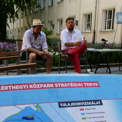 Bardóczi Sándor Budapest főtájépítésze: a fák nem parancsra nőnek