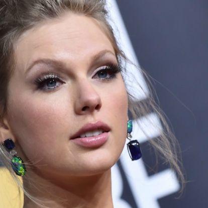Taylor Swift új frizurája olyan, mint egy komplett időutazás