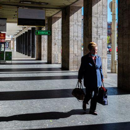Kunetz Zsombor: Az idősek vásárlási sávjának így semmi értelme nincsen