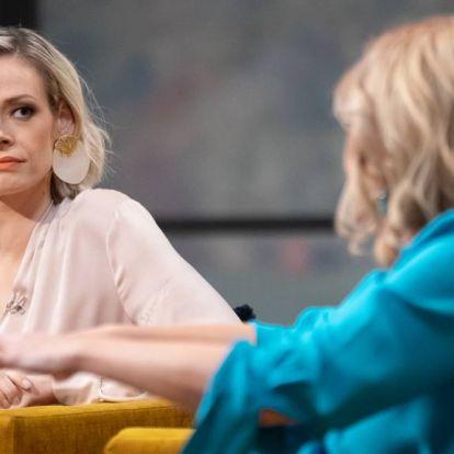 Peller Mariann arra vágyott, hogy a nővére visszautasítsa a Reggeli felkérését
