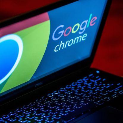 Érdemes erre figyelnie, ha Google Chrome-ot használ