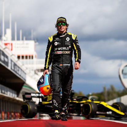 Alonso belebukhat az F1-es visszatérésbe