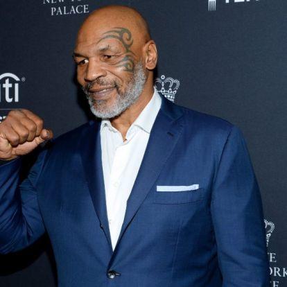 Tyson félmeztelenre vetkőzve mutatta meg, hogy 45 kilót fogyott
