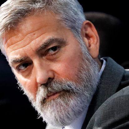 George Clooney: Az Orbán-propagandagépezet hazudik