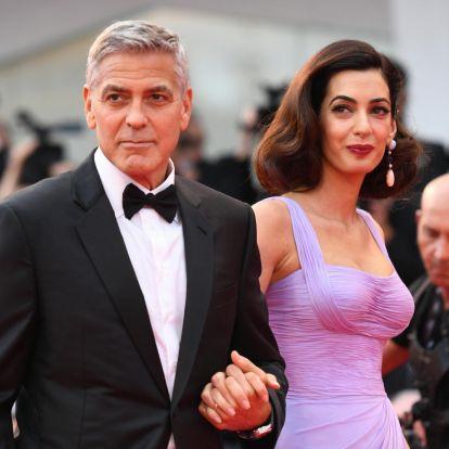 Menczer Tamás helyretette George Clooney-t