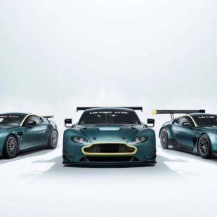 Nem átlagos gyűjtemény az Aston Martin Vantage új kollekciója