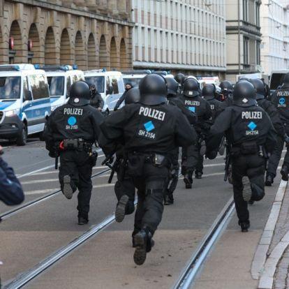 Ny avsløring av høyreekstremisme i tysk politi