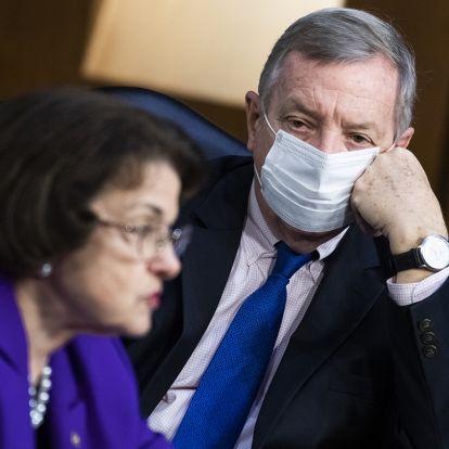 Liberals blanch at Durbin's Judiciary power play