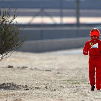 Räikkönen alakítása, ami egy spagettiwesternbe is hibátlanul beleillene, megvan?