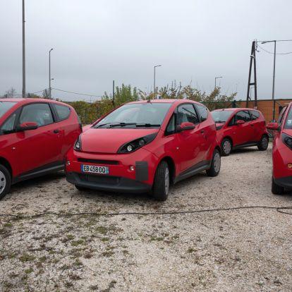 Ennél olcsóbban nem tudsz nullkilométeres elektromos autót venni: Bolloré Bluecar
