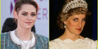 Kristen Stewart Says She's 'Protective' of Princess Diana As She Prepares for New Movie 'Spencer'