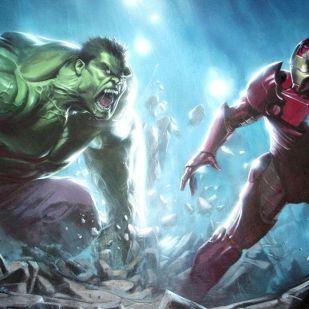 300 darab Hulkot rászabadítottak 25 ezer Vasemberre