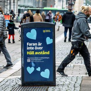 Svédország elismerte: nyoma sincs a nyájimmunitásnak