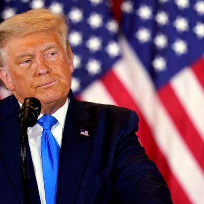 Donald Trump bejelentette: elhagyja a Fehér Házat