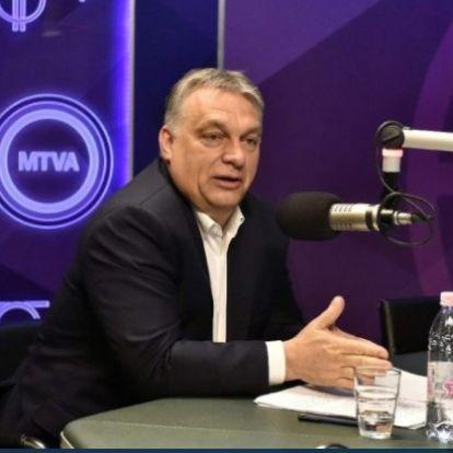 Orbán elmondta: kétezerrel több embert ápolnak kórházban, mint amennyiről az operatív törzs beszél