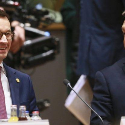 Kiakadtak az EP-képviselők az Orbán-Morawieczki találkozó után: Az EU nem egy ATM, hanem érdekközösség