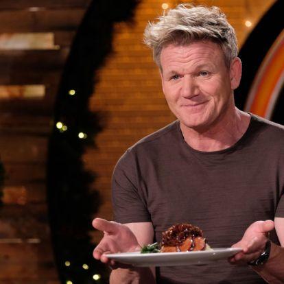 Több mint 30 ezer forintos hamburgert árul Gordon Ramsay