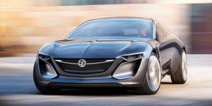 Elektromos SUV-ként éledhet újra az Opel Monza