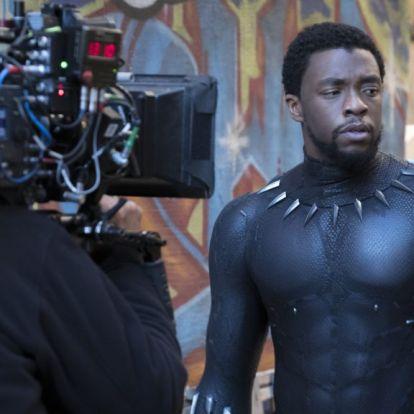 Chadwick Boseman emlékét idéző felvezetést kapott a Fekete párduc